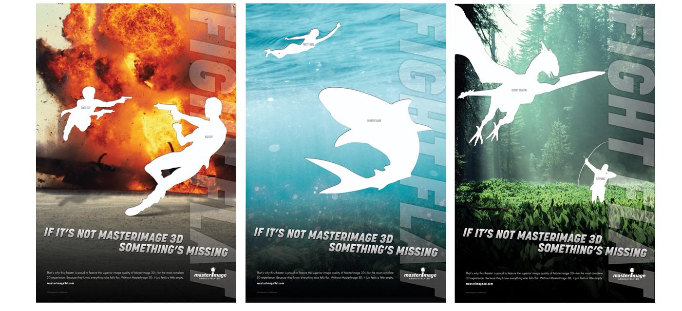 MI3D posters