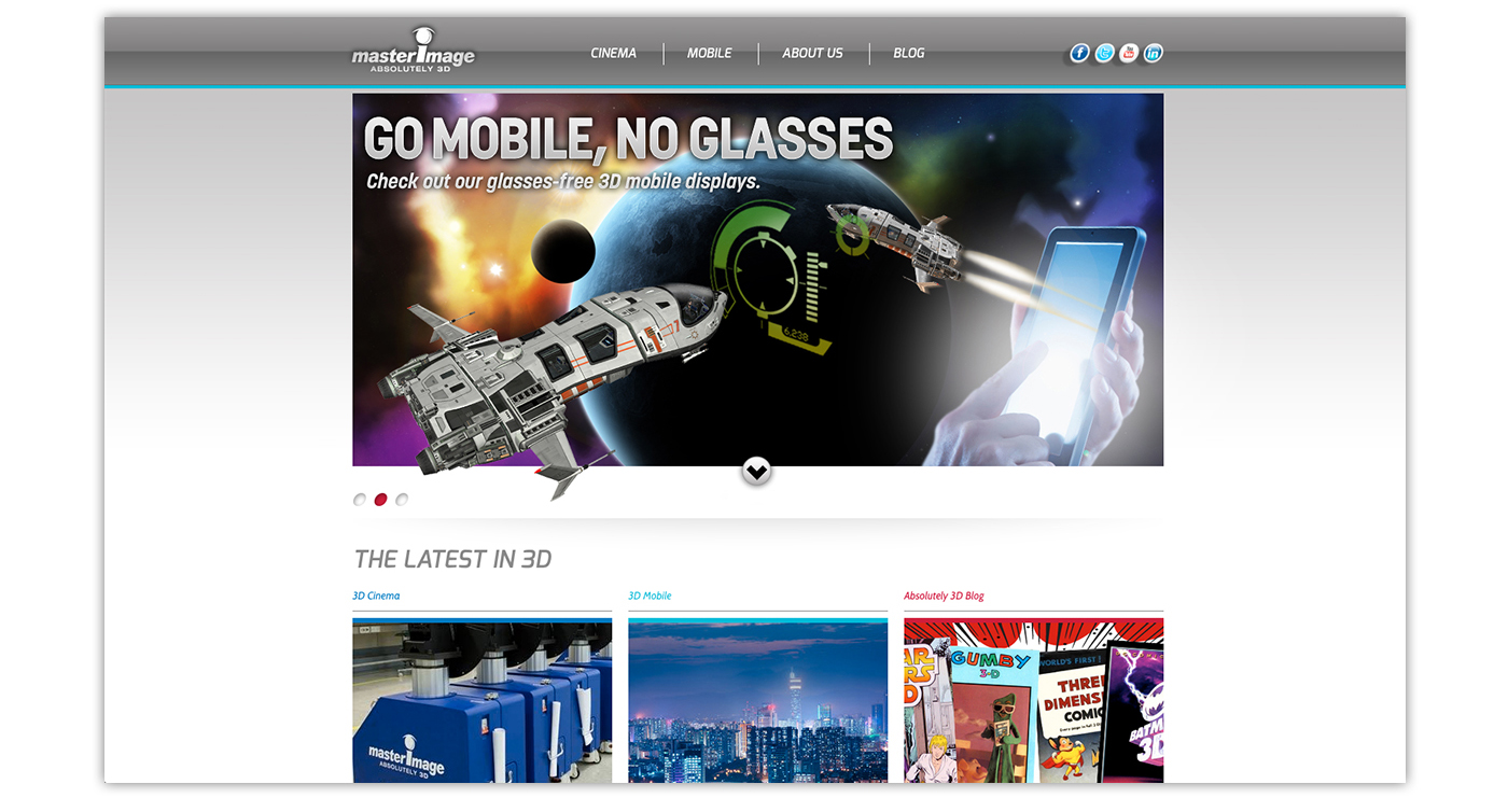 MI3D website
