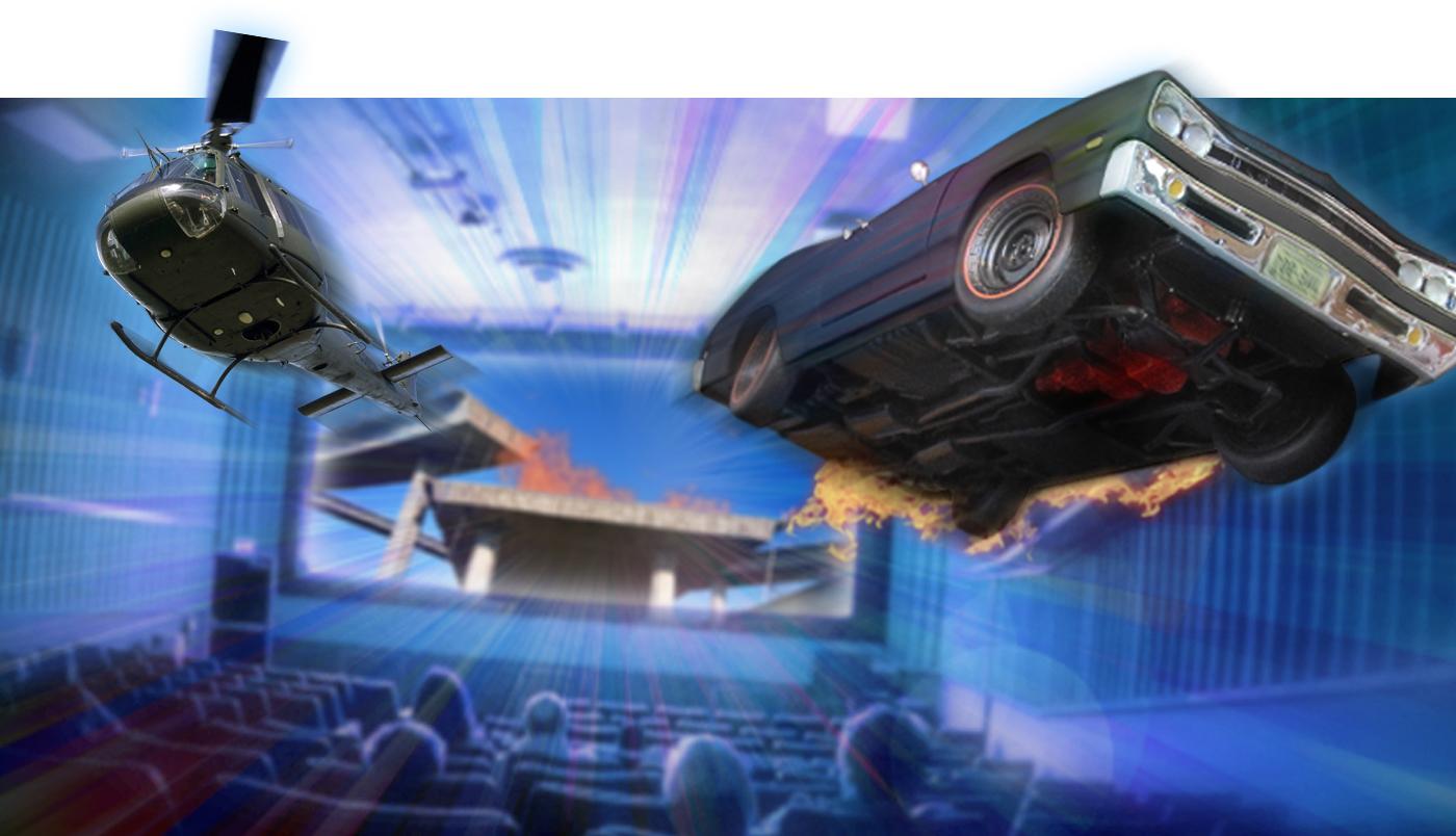 MI3D car chase
