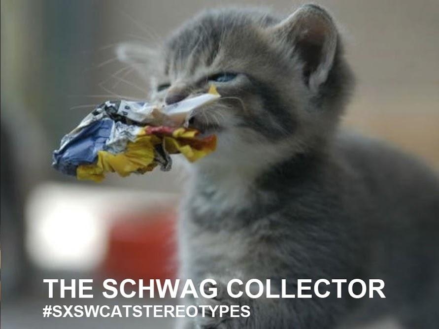 Schwag cat