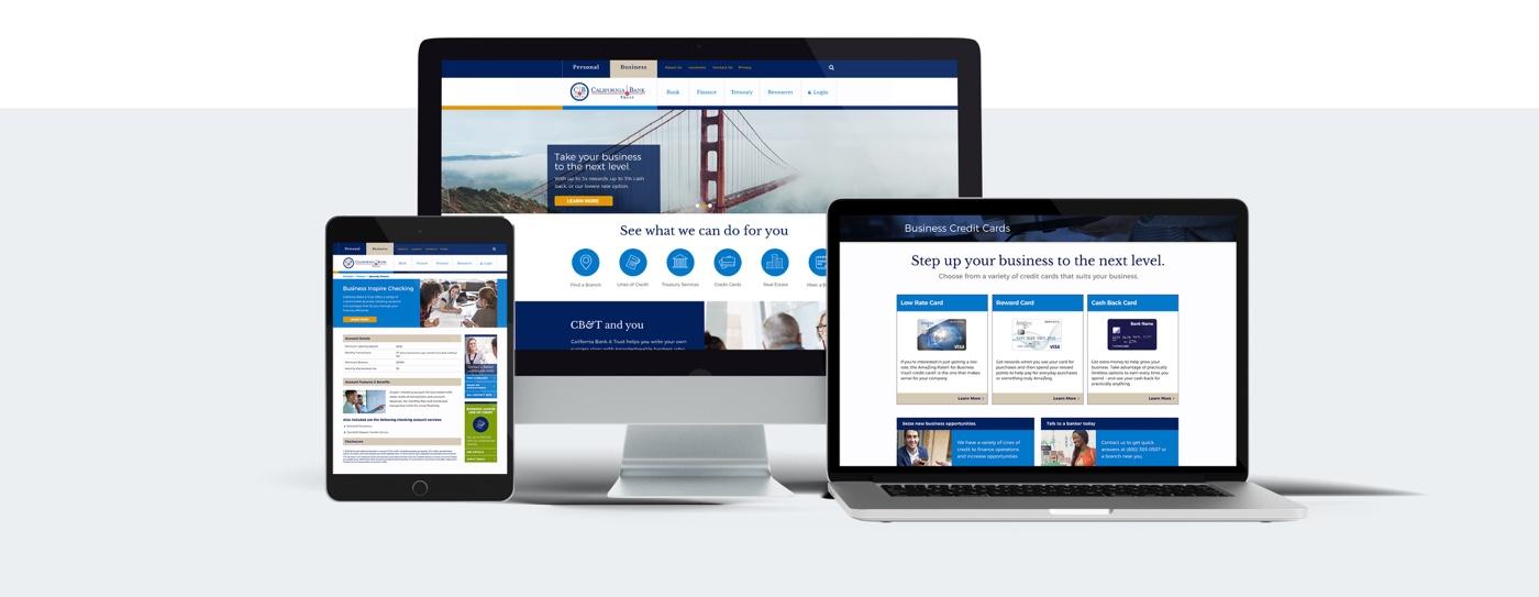 CB&T website