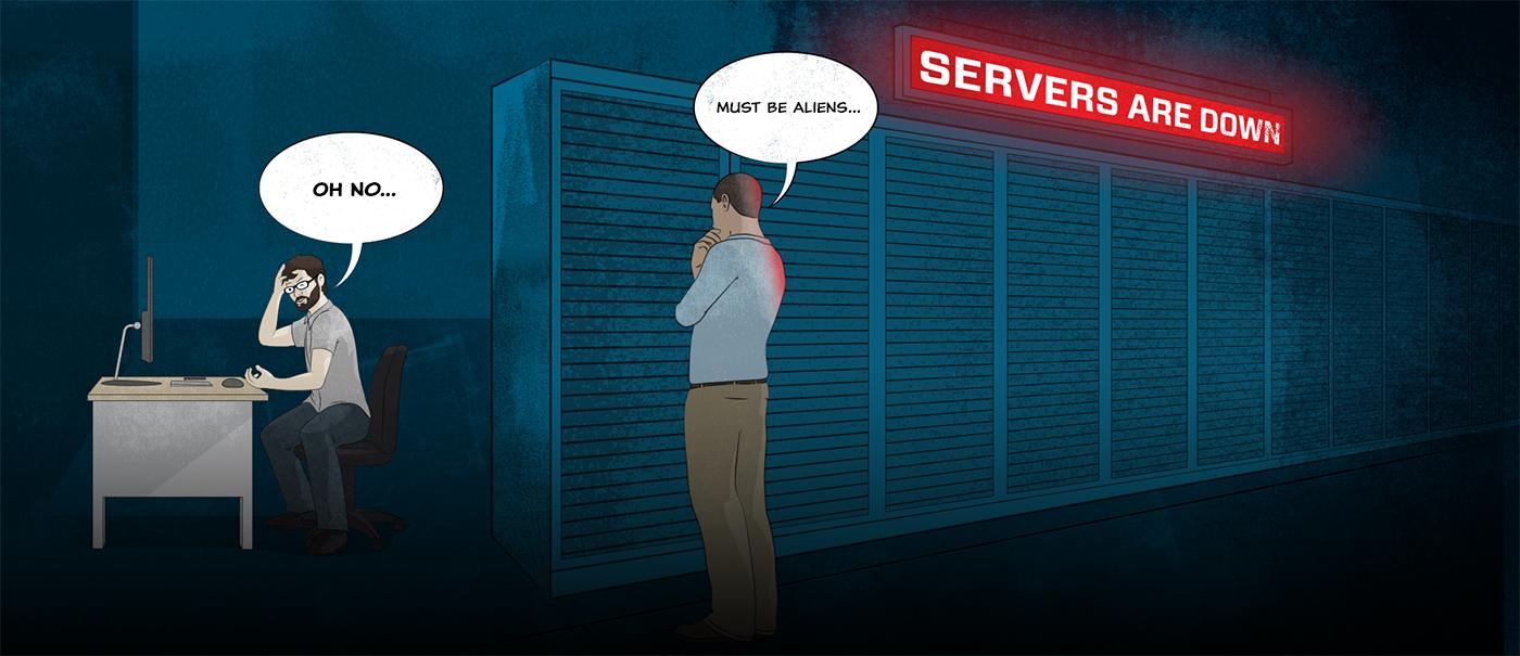 Serverpocalypse